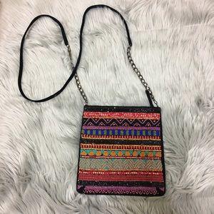 Mary Francis small crossbody bag